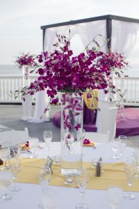 Orchid Centerpiece 17 with Orchid Centerpiece