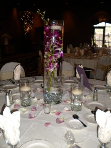 Orchid Centerpiece 46 with Orchid Centerpiece
