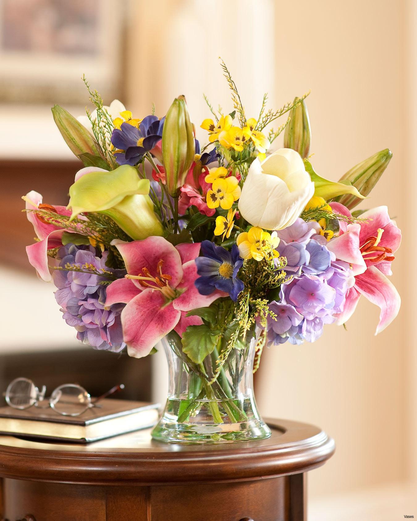 Arrange Flowers In A Vase Step 7h Vases Arranging Silk I 0d Scheme Silk Calla Lilies