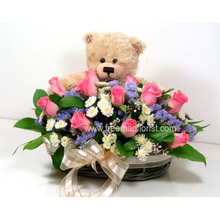 Flower Delivery Companies Beautiful Flower Arrangements
