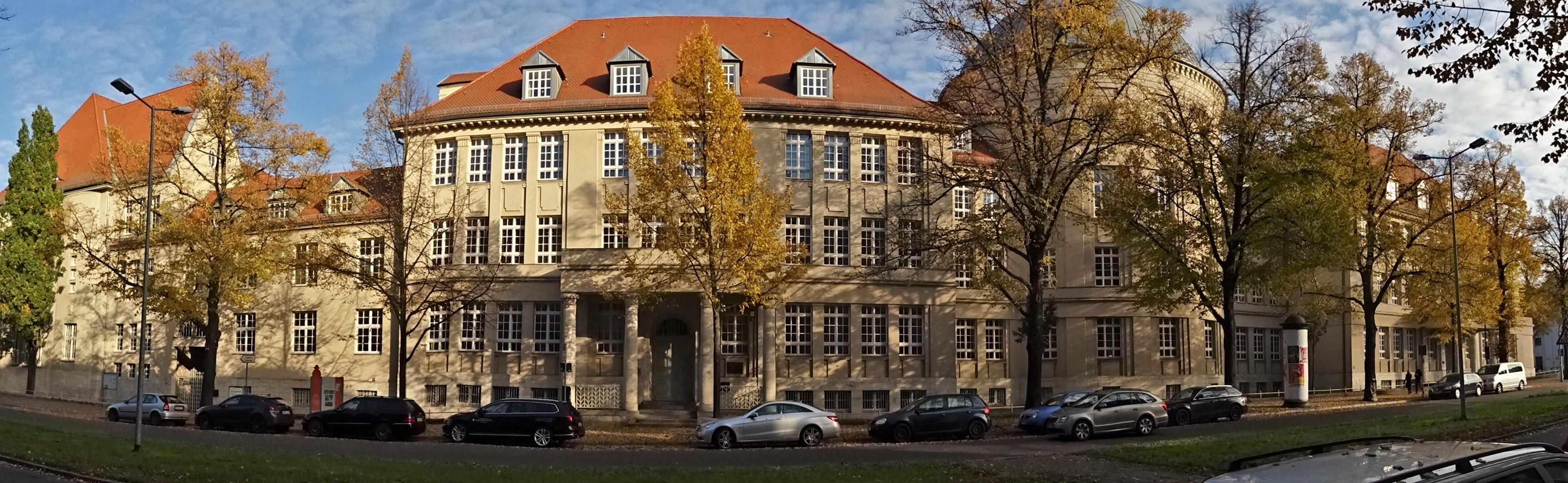 Hegel Gymnasium Magdeburg