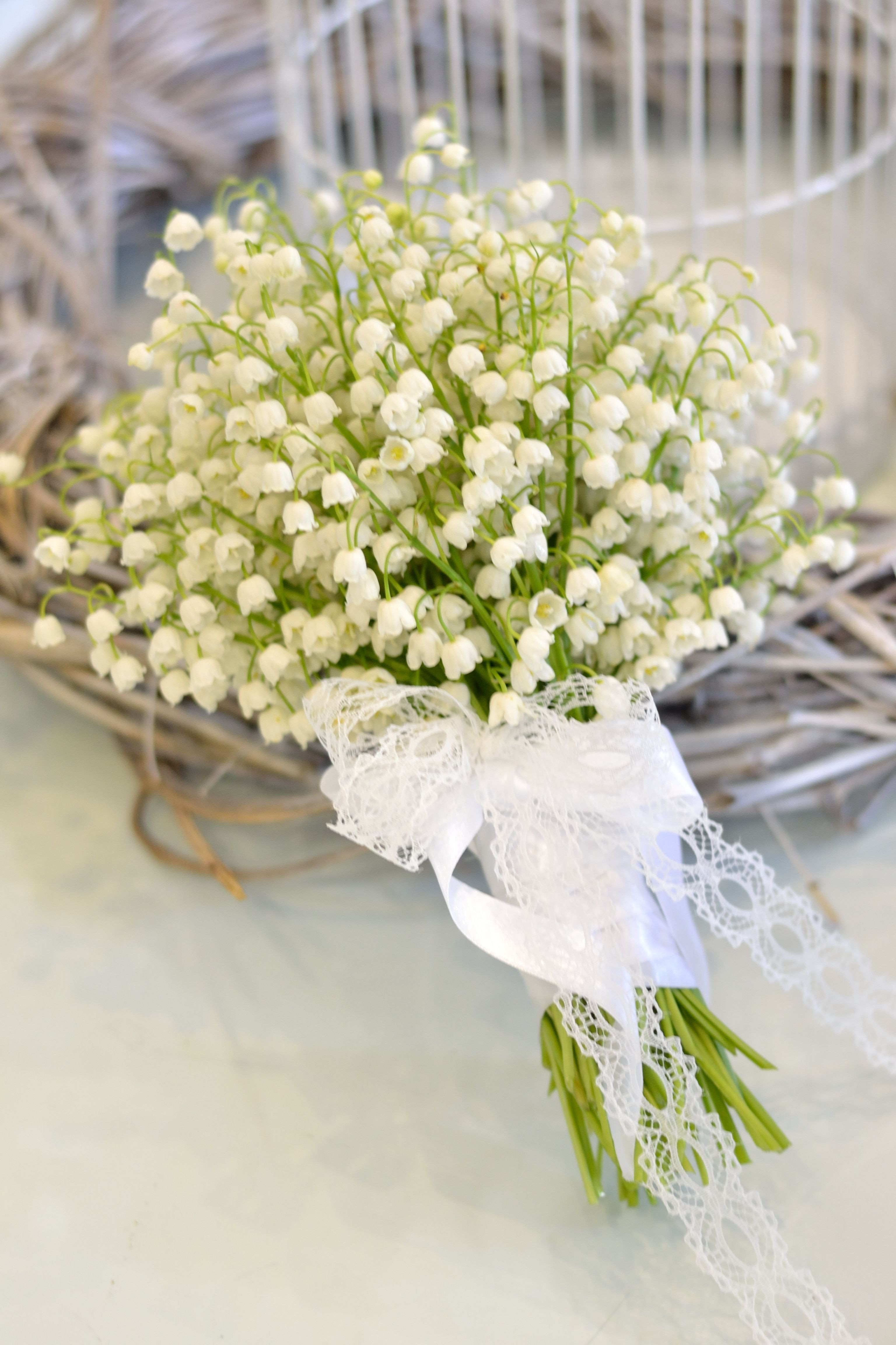 Fresh Lily Of The Valley Flower Beautiful