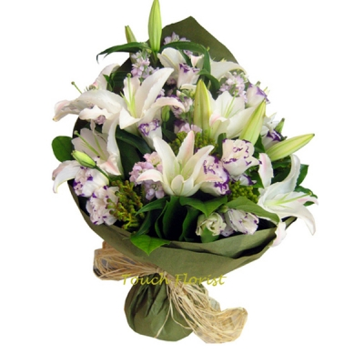 Lisanthus Beautiful Flower Arrangements And Flower Gardens