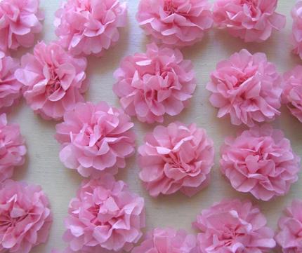 Tissue Paper Flowers Beautiful Flower Arrangements And Flower Gardens