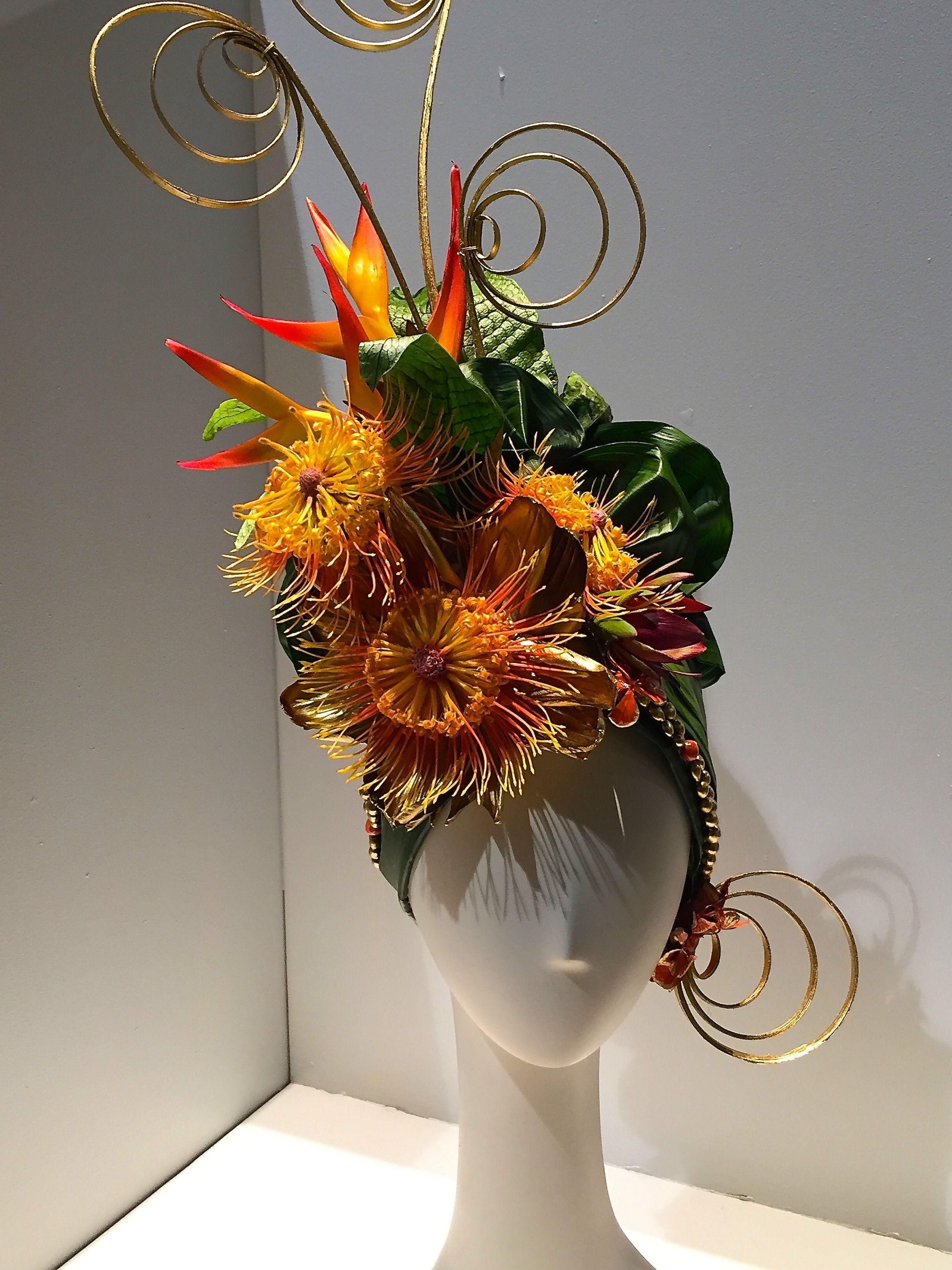philadelphia flower show 2015 all flower hat fabulous