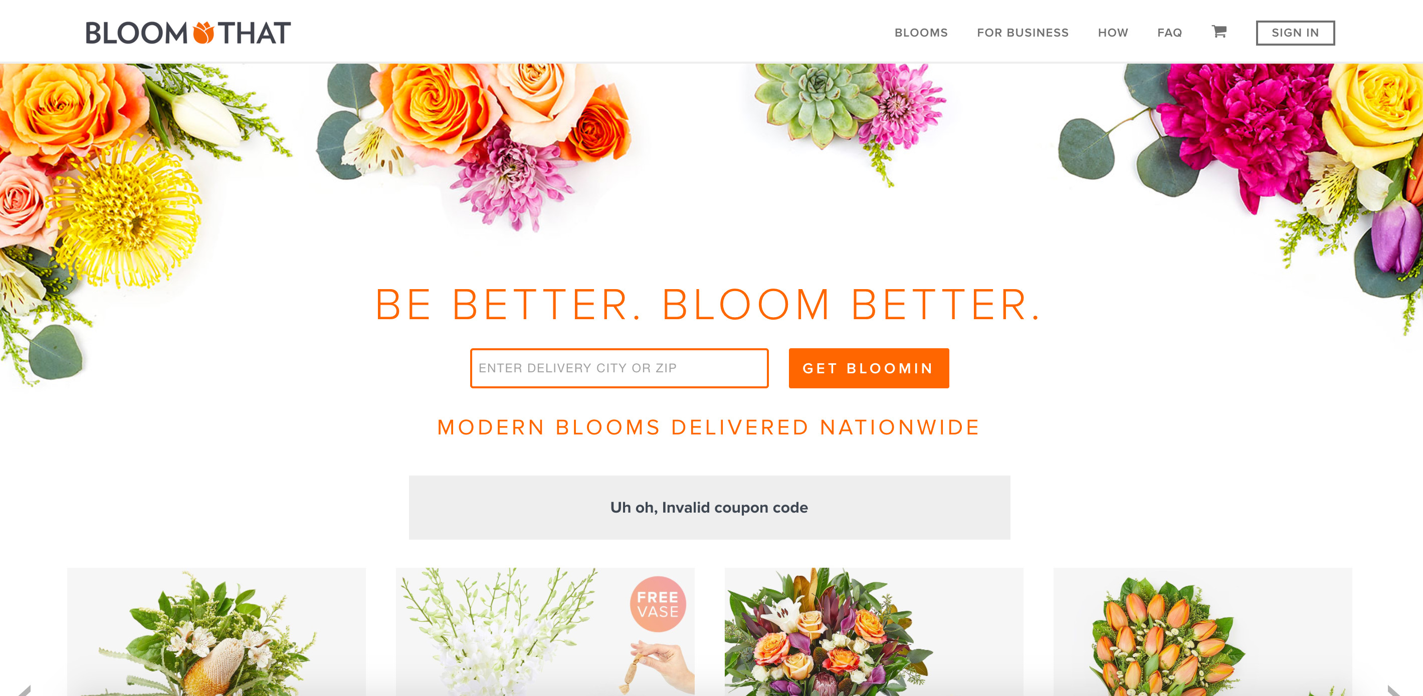 BloomThat Flower Delivery