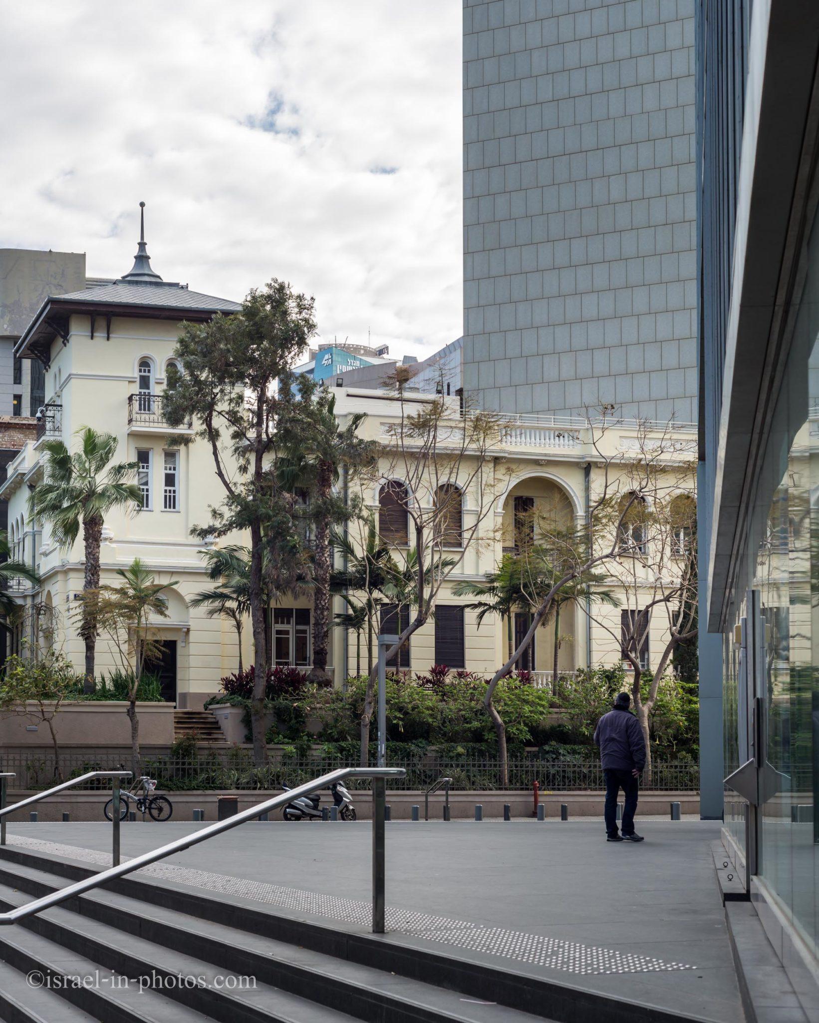 Mehr Infos über russische Botschaft House finden Sie hier Tel Aviv Wanderungen 1