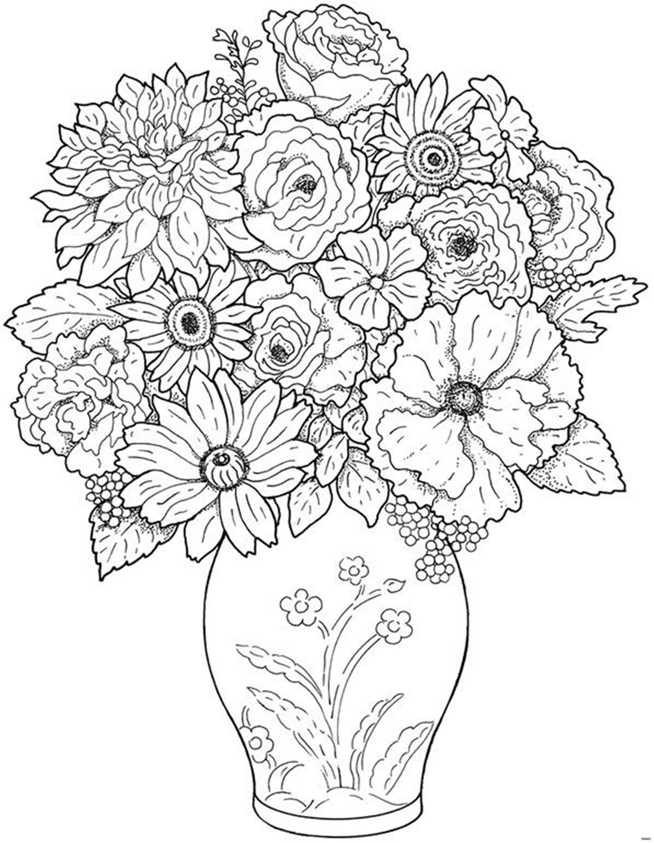 black and white pictures of flowers to print inspirational cool vases flower vase coloring page pages flowers in a top i 0d ruva of black and white pictures of flowers to print