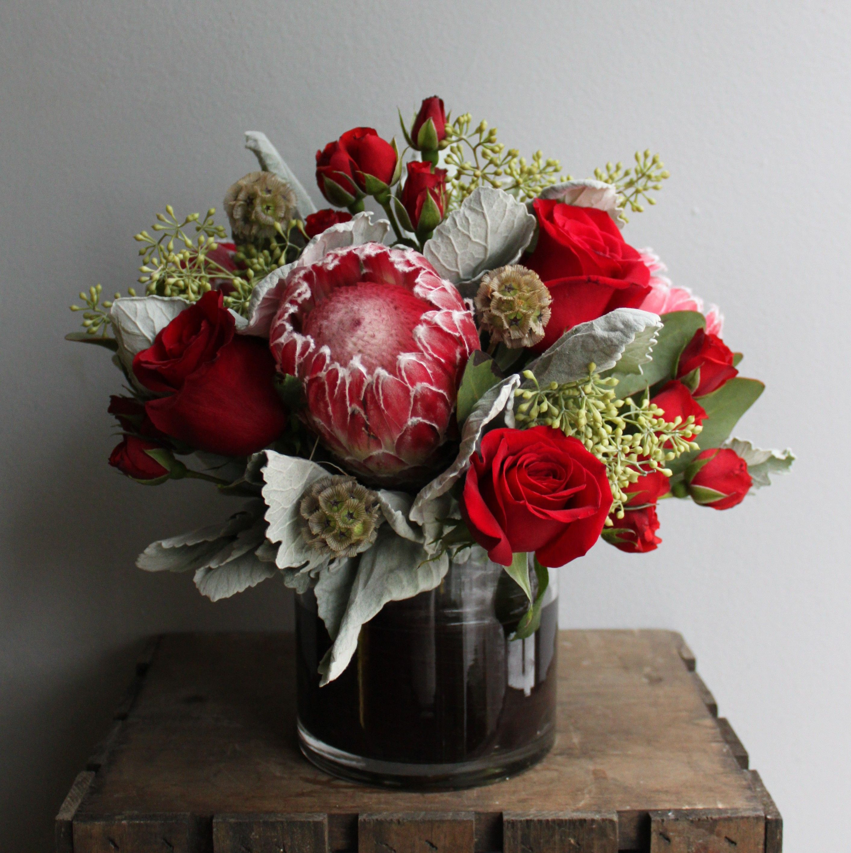 Send the CORA bouquet of flowers from Back Bay Florist in Boston MA Local fresh flower delivery directly from the florist and never in a box