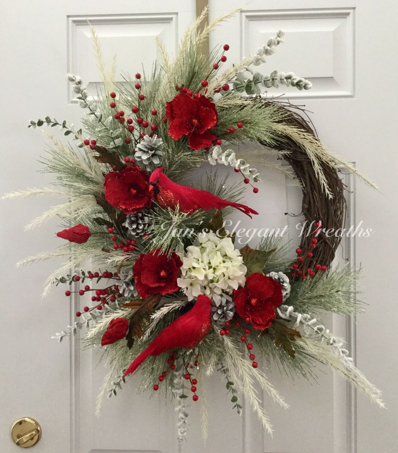 Christmas elegance to beautify your home inside or out