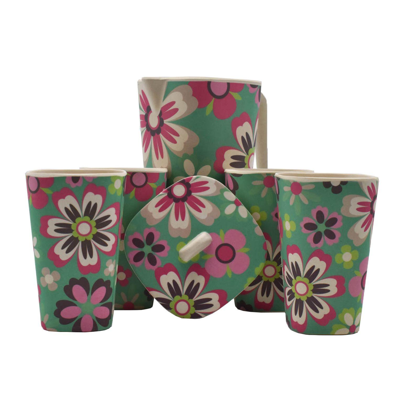 SHOPNJAZZ Ceramic Pitchers 1250 ml
