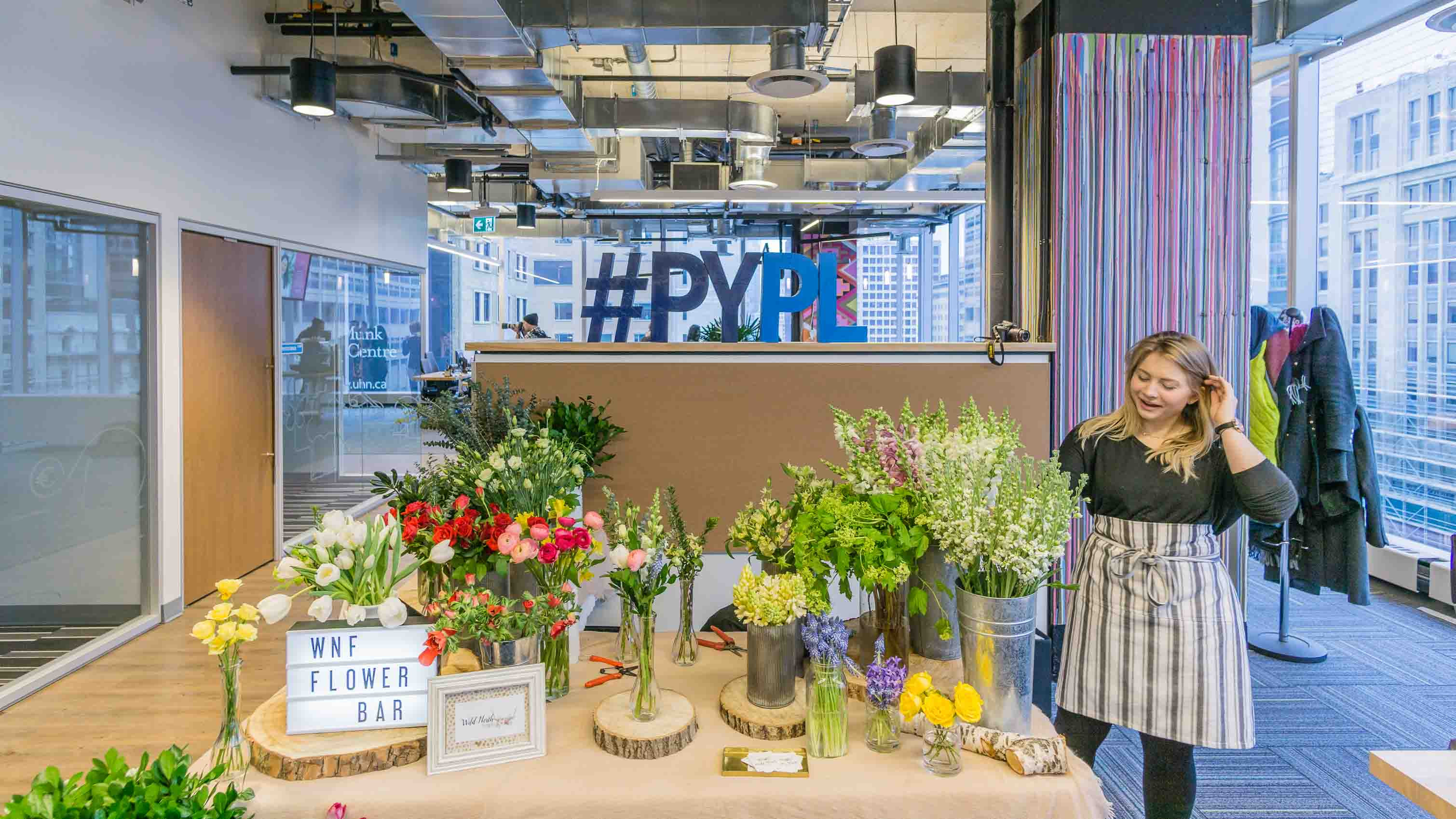 Floral Delivery In Canada Lovely Fice Space Inside Paypal Canada S New Office at Mars Discovery