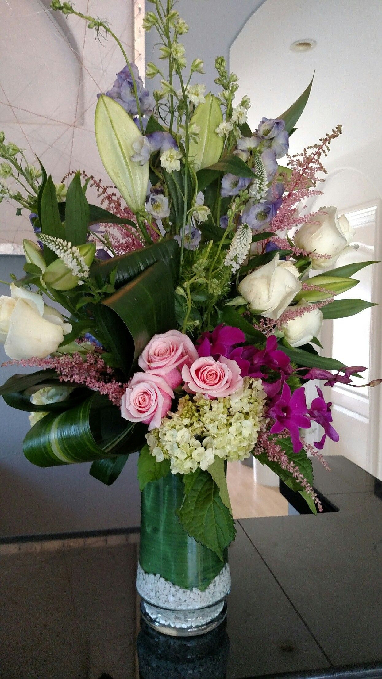 Send Mixed Bouquet in Encinitas CA from Floral Design by Ari the best florist
