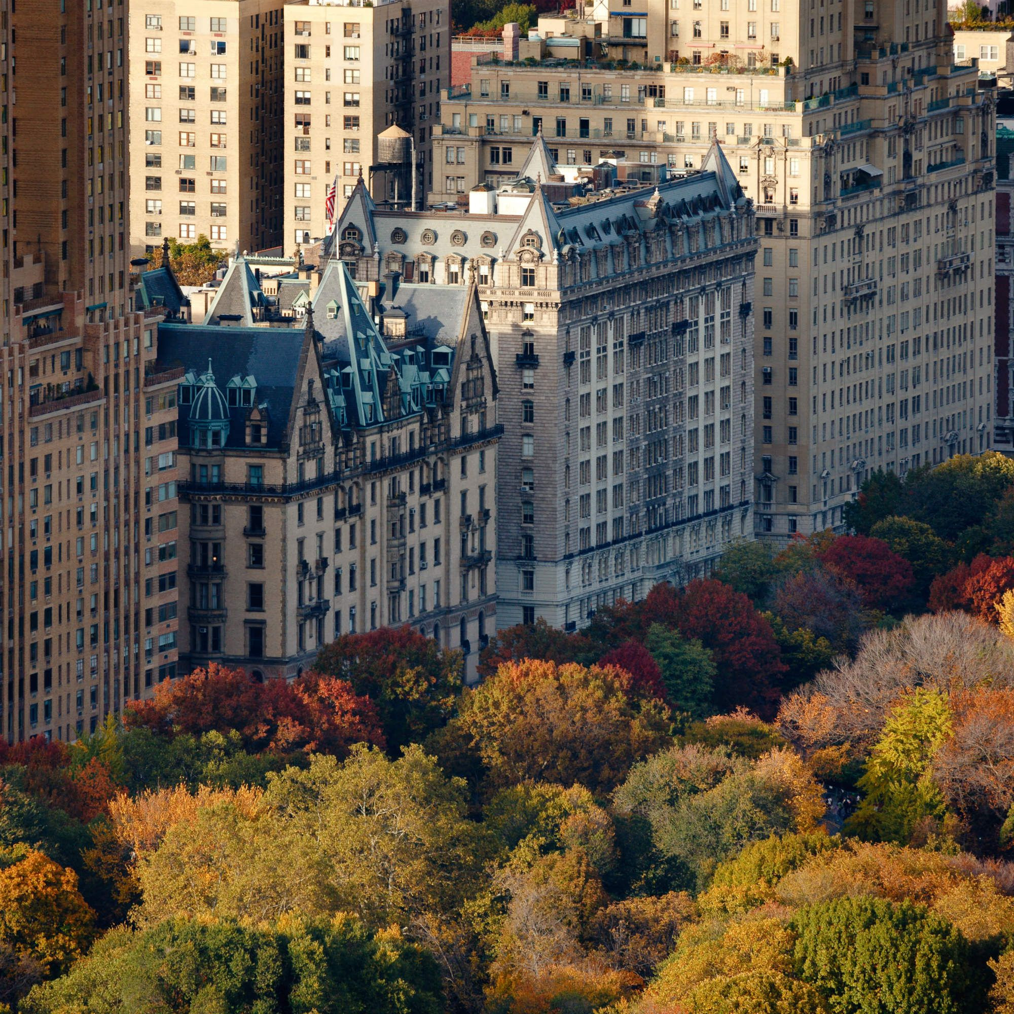 The 10 Most Beautiful Neighborhoods in America Ranked Central Park Historic West New York City NY