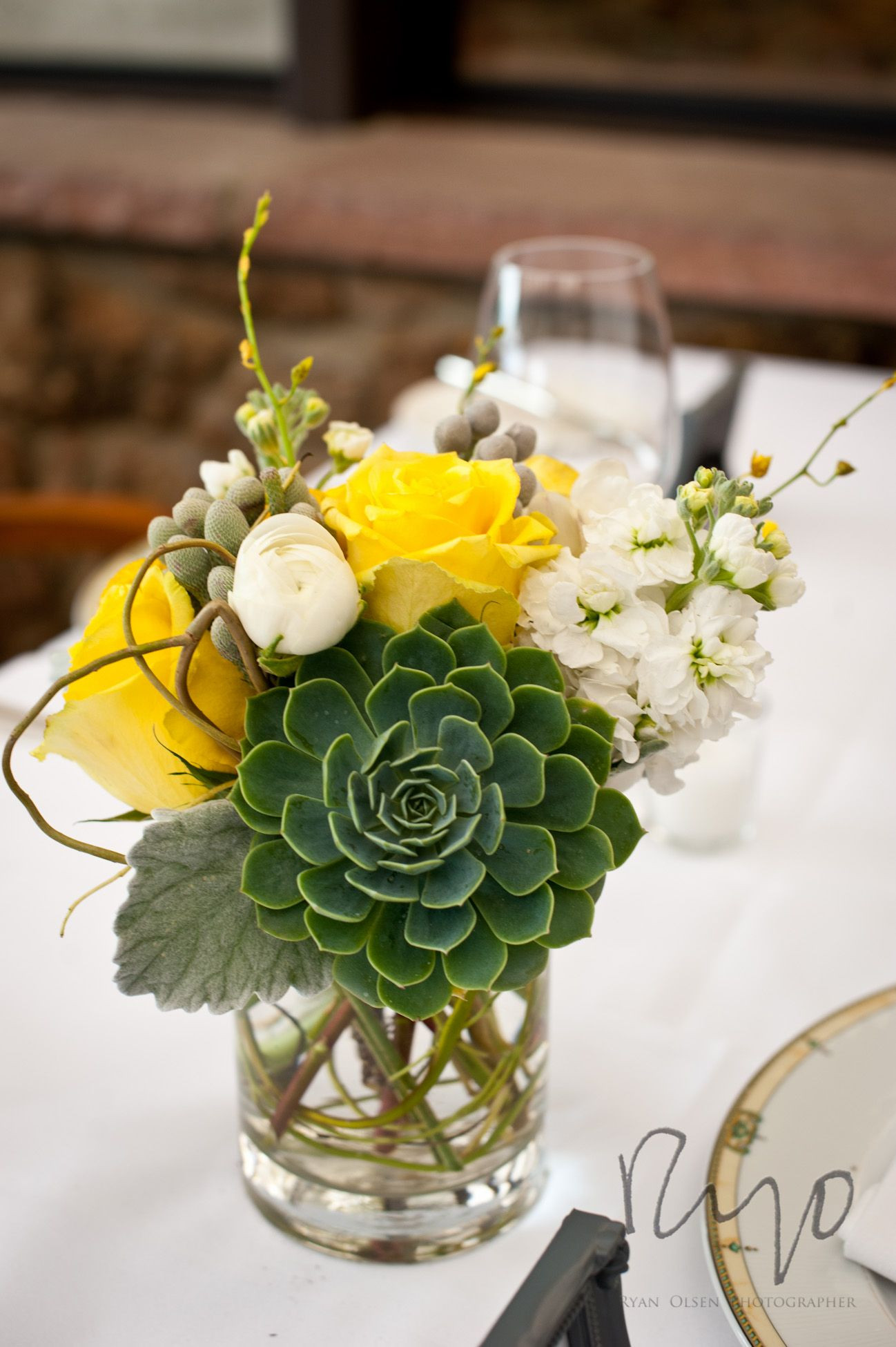 succulent reception wedding flowers wedding decor wedding flower centerpiece wedding flower arrangement add pic source on ment and we will update it