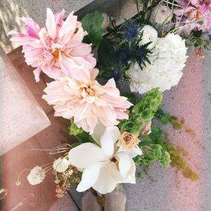 Flower Bouquet Shops Awesome Flowers for Your Monday Via Matchbox Kitchen