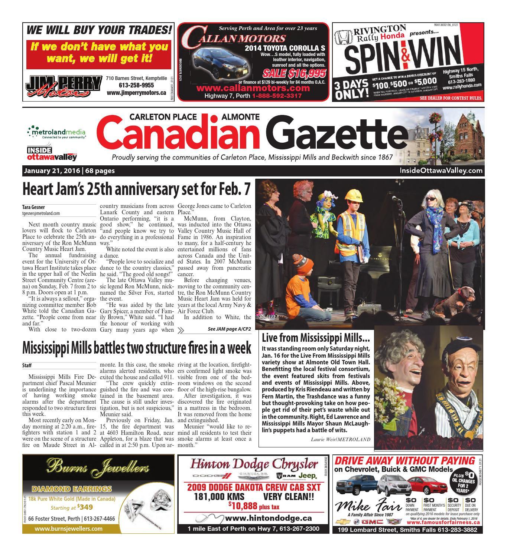 Almontecarletonplace by Metroland East Almonte Carleton Place Canadian Gazette issuu