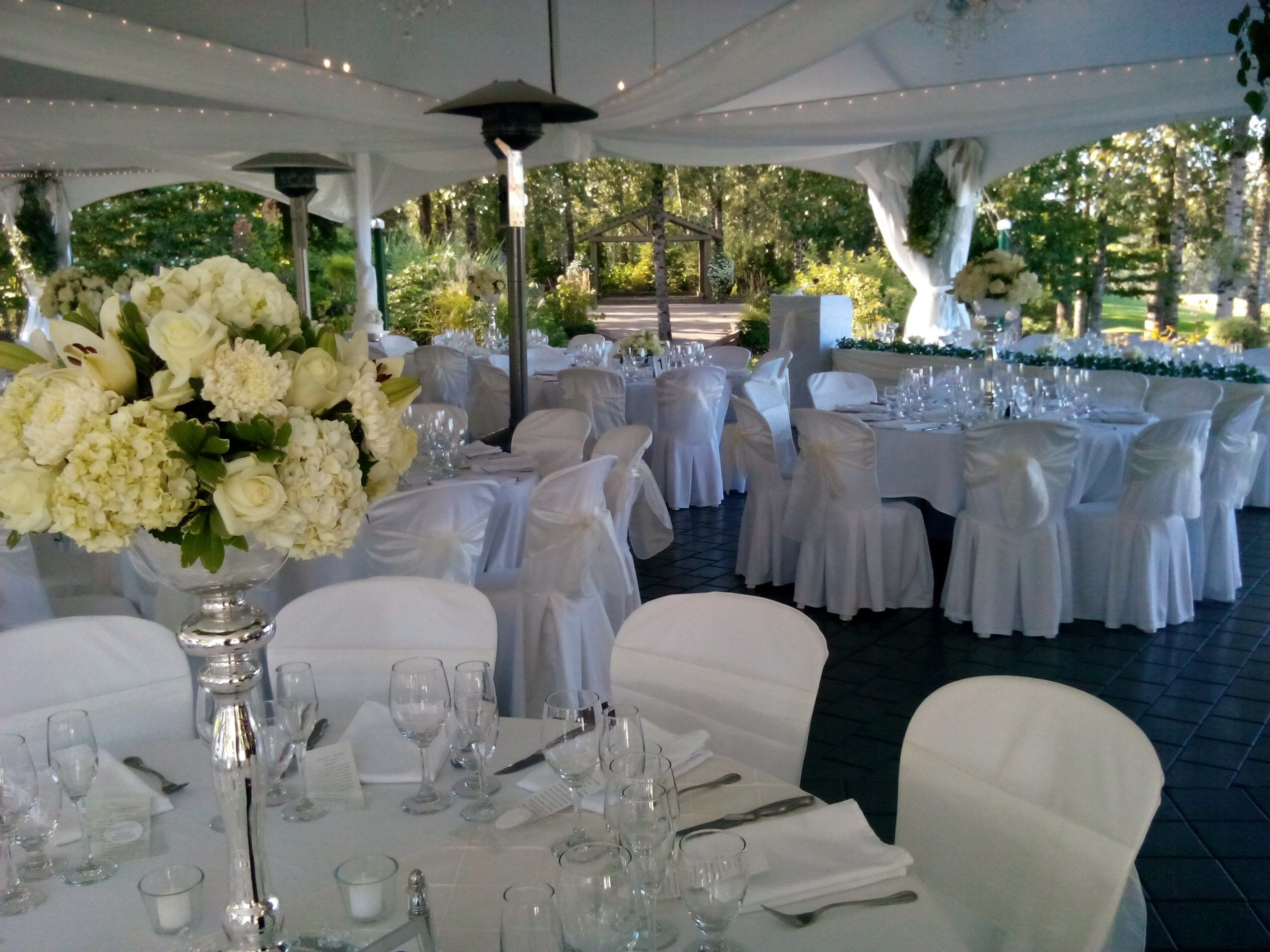 The Redwoods Golf Course Outdoor Wedding Venue Langley BC redwoodsweddings
