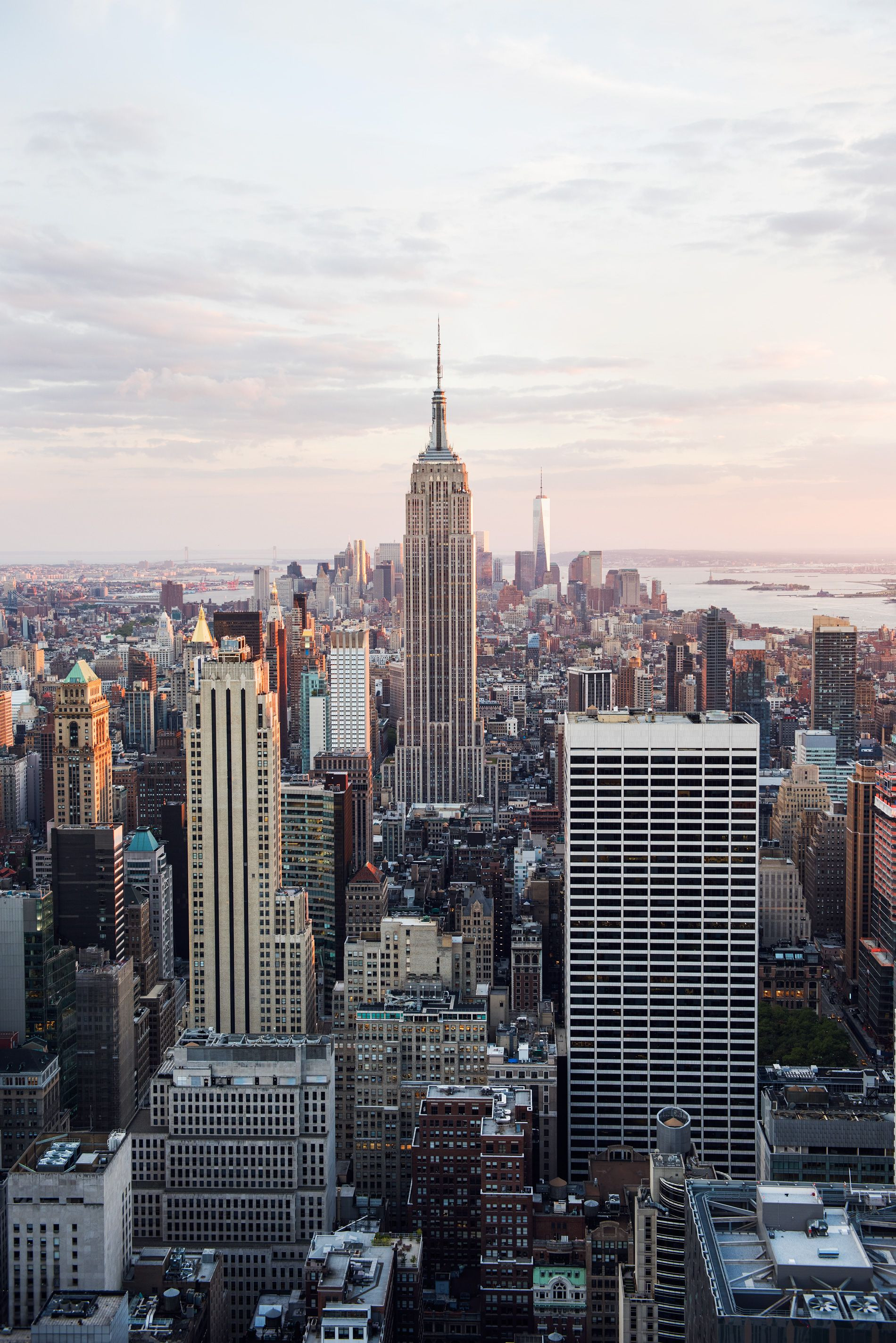 U S Tourism New York is another city on the tour Having users be able to see the size of these cities should create powerful resonating feelings
