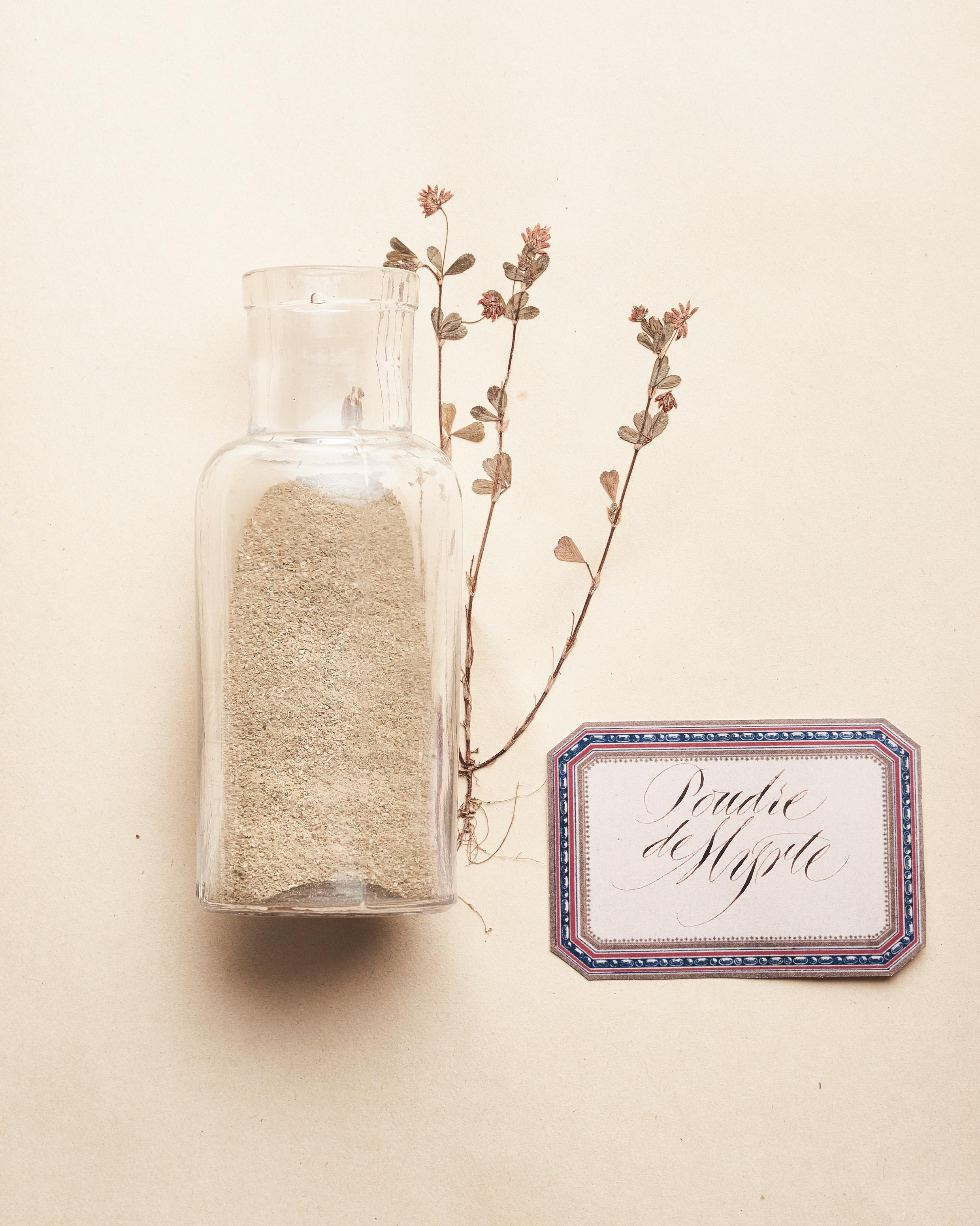 Myrtle powder