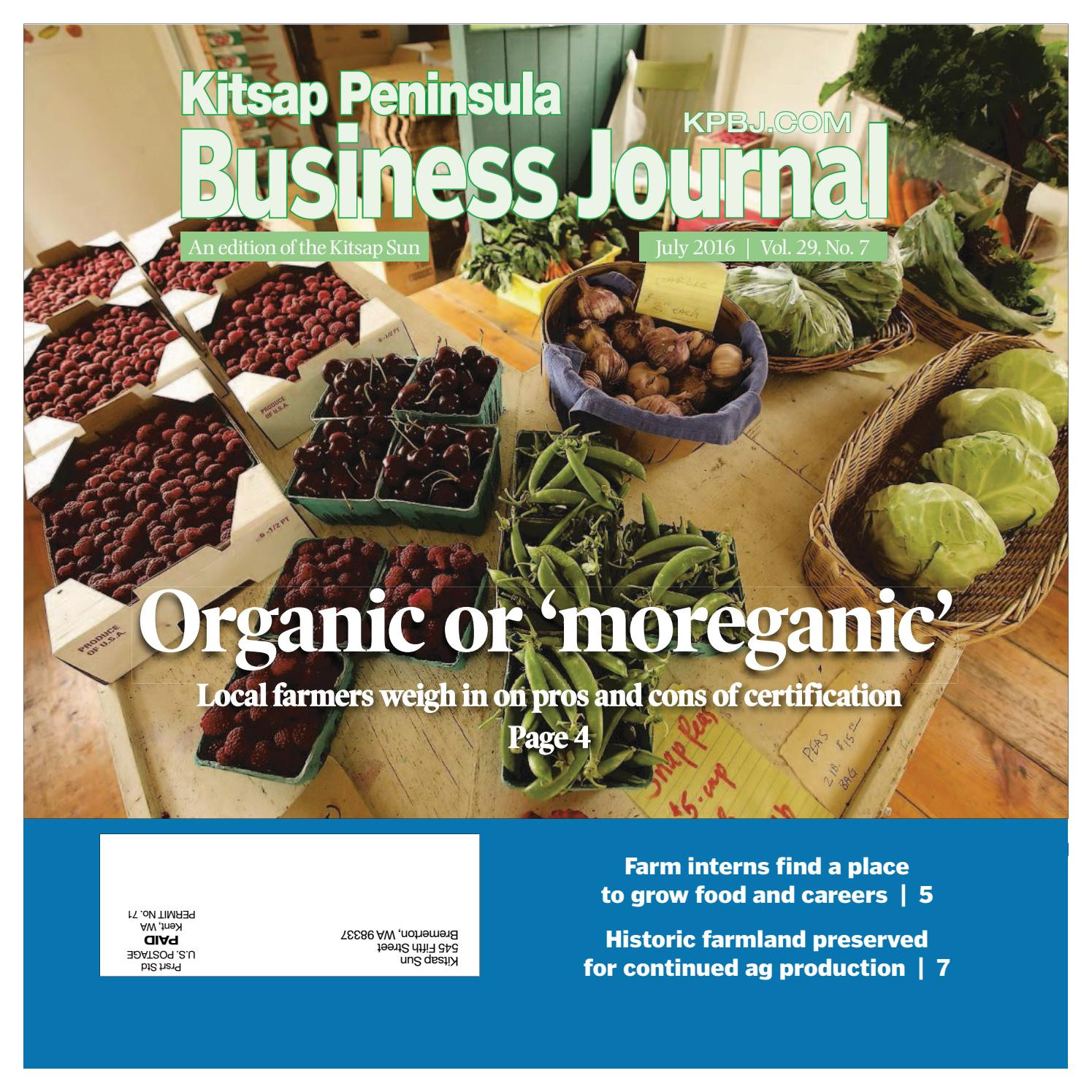 Kitsap Peninsula Business Journal July 2016 by Kitsap Sun Digital issuu
