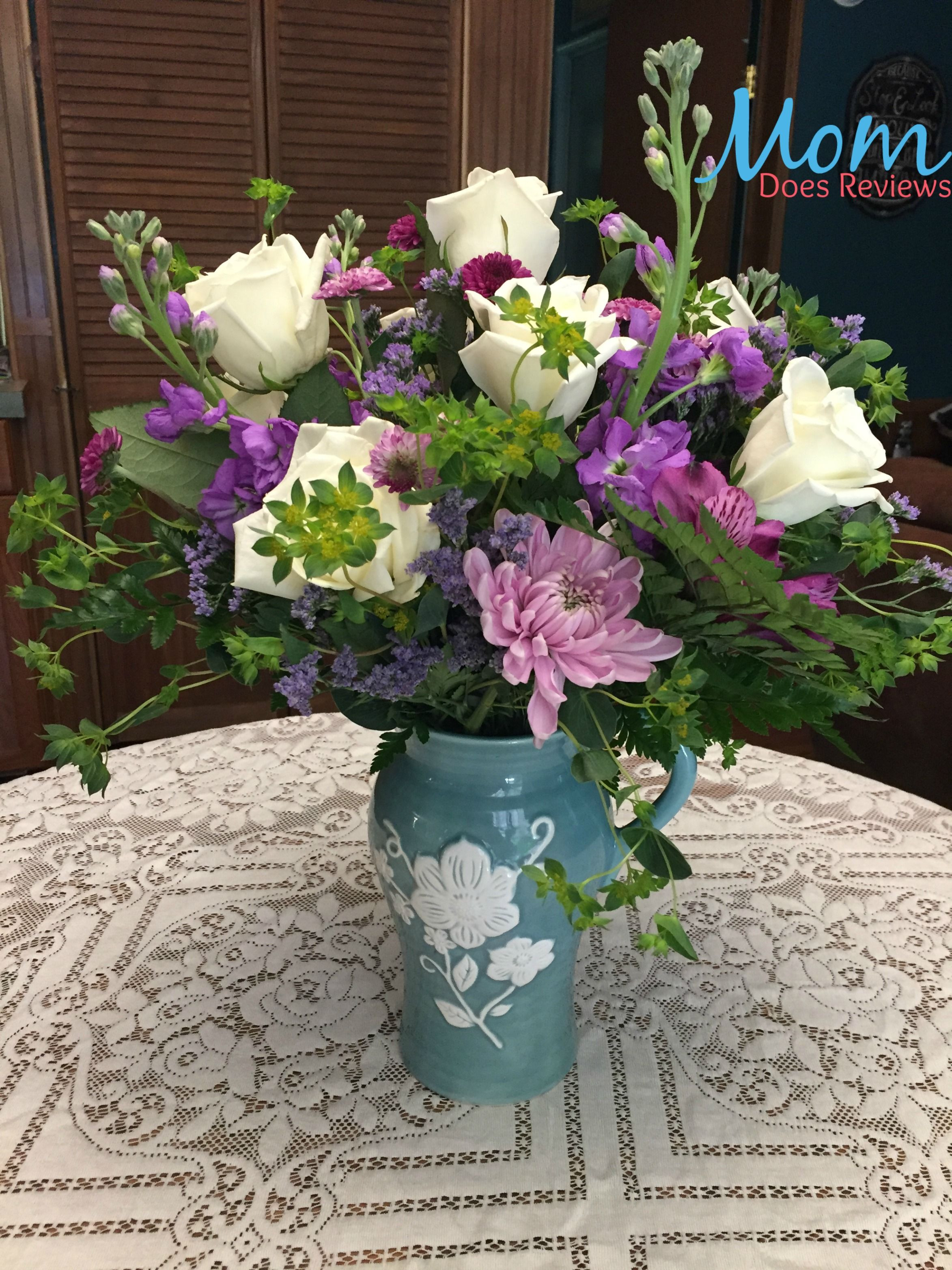 Beautiful Just Like Her Teleflora Bouquets for Mothers Day Review GiftsforHer17