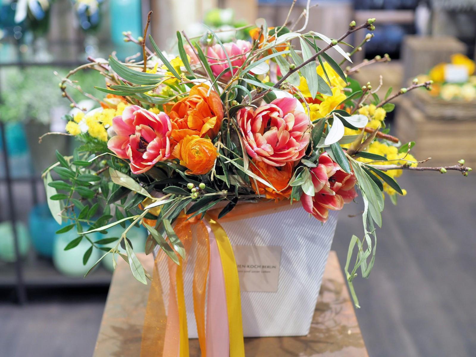 Flower Shop Berlin Berlin floristry Florist Berlin Flowers Gallery Wedding floristry flower delivery