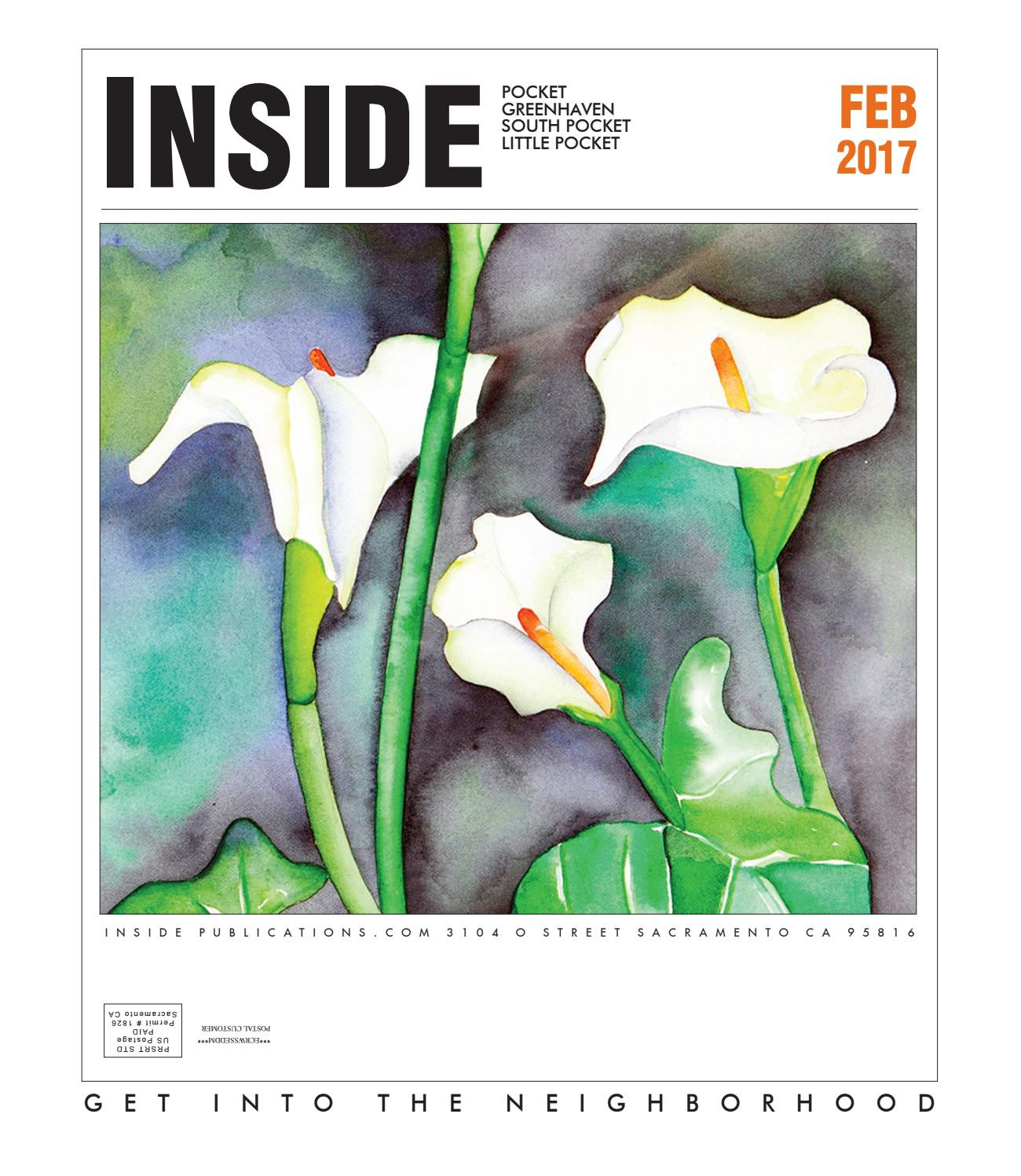 Flower Delivery Sacramento Awesome Inside Pocket Feb 2017 by Inside Publications issuu