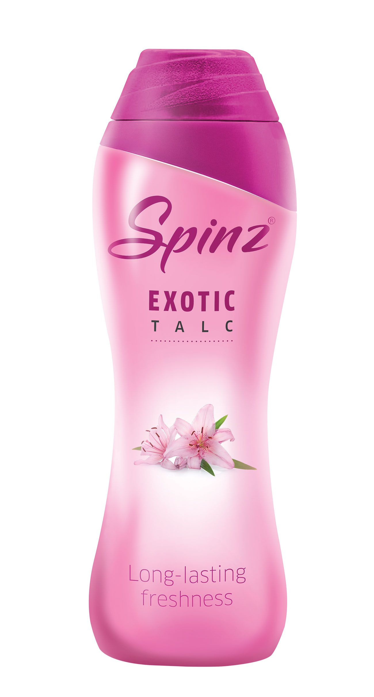 Spinz Exotic Talcum Powder 400 g