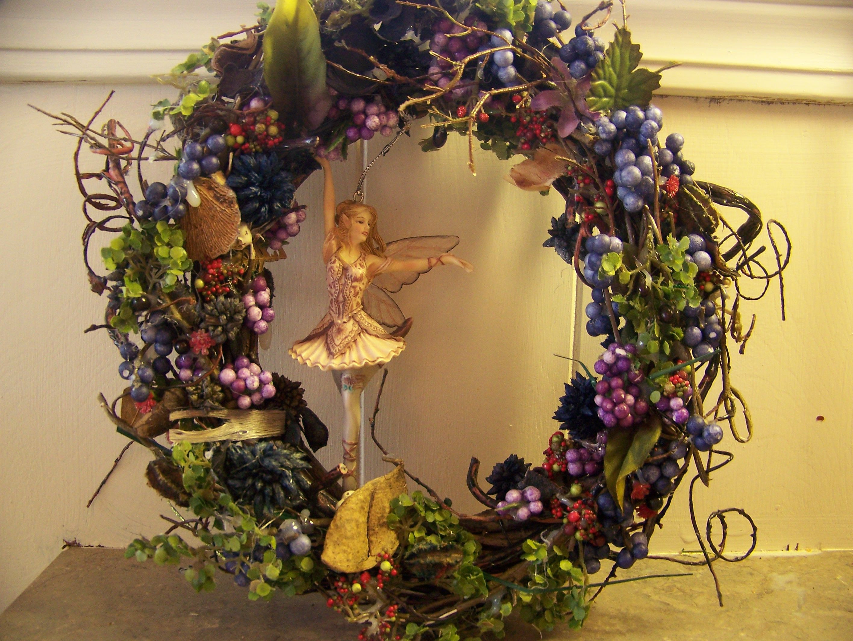 Fairy wreath