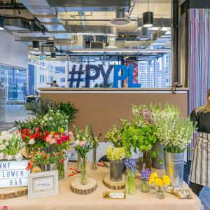 Flower Delivery toronto Canada Best Of Fice Space Inside Paypal Canada S New Office at Mars Discovery