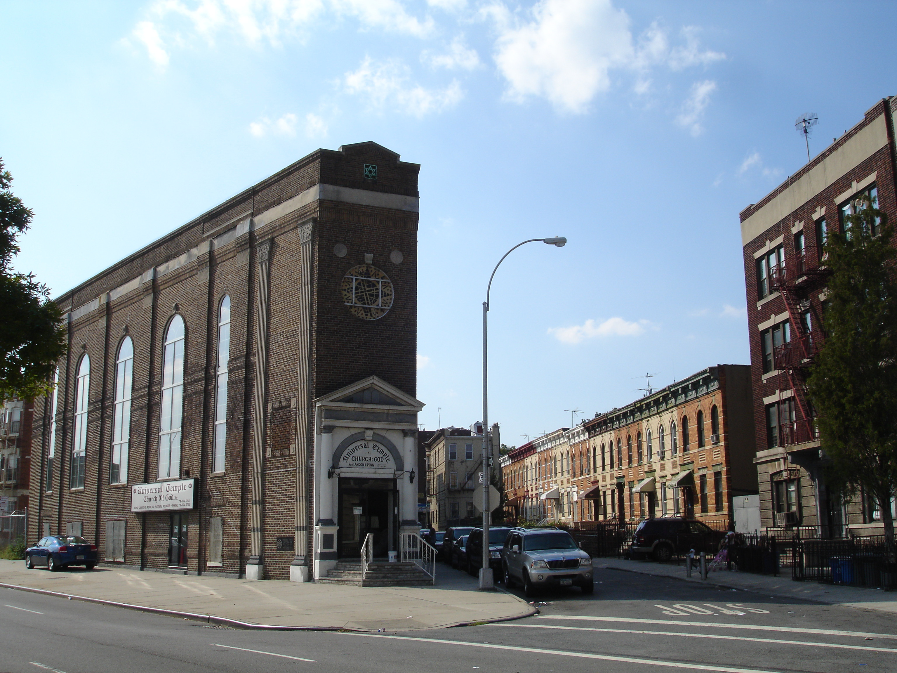 Brownsville Synagogue