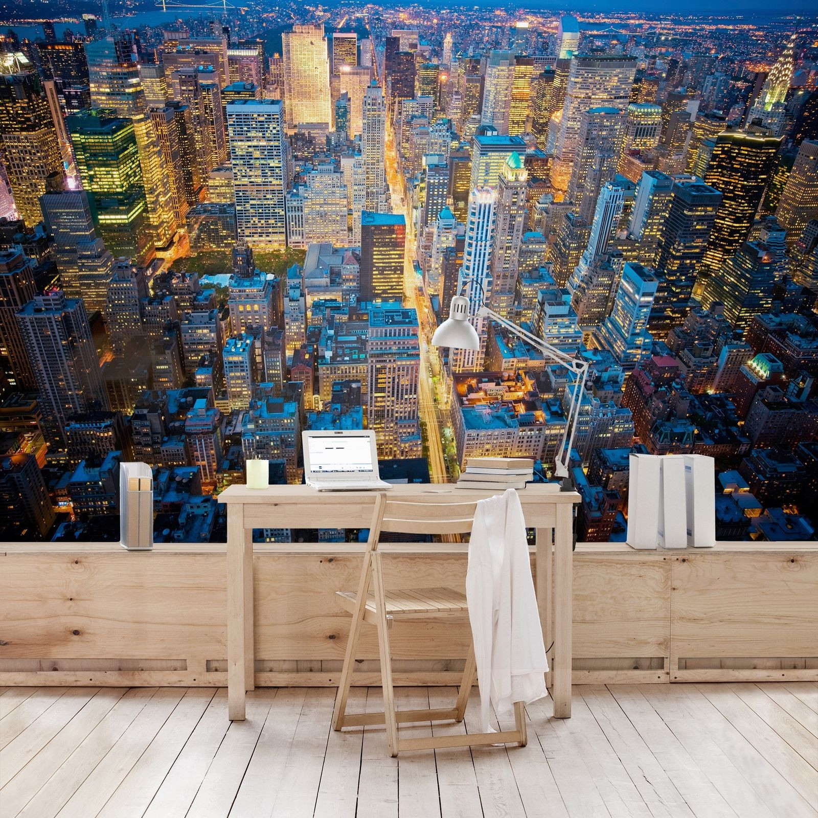 Vliestapete Midtown Manhattan Fototapete Breit Tapete Wandtapete Dekotapete Wand