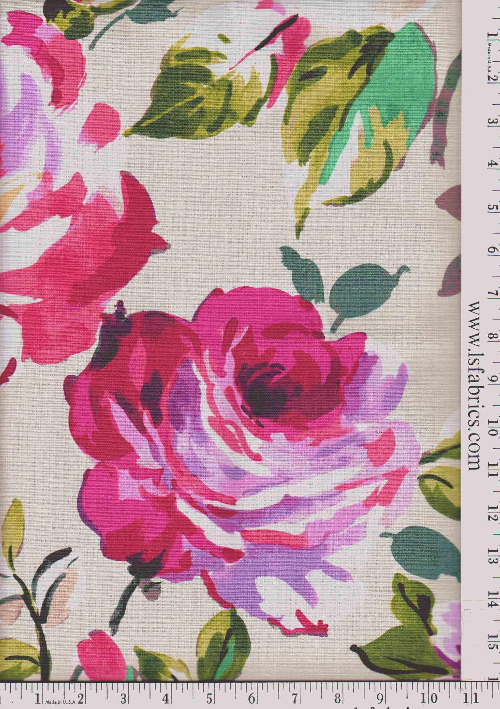 claribel fabric such a pretty floral