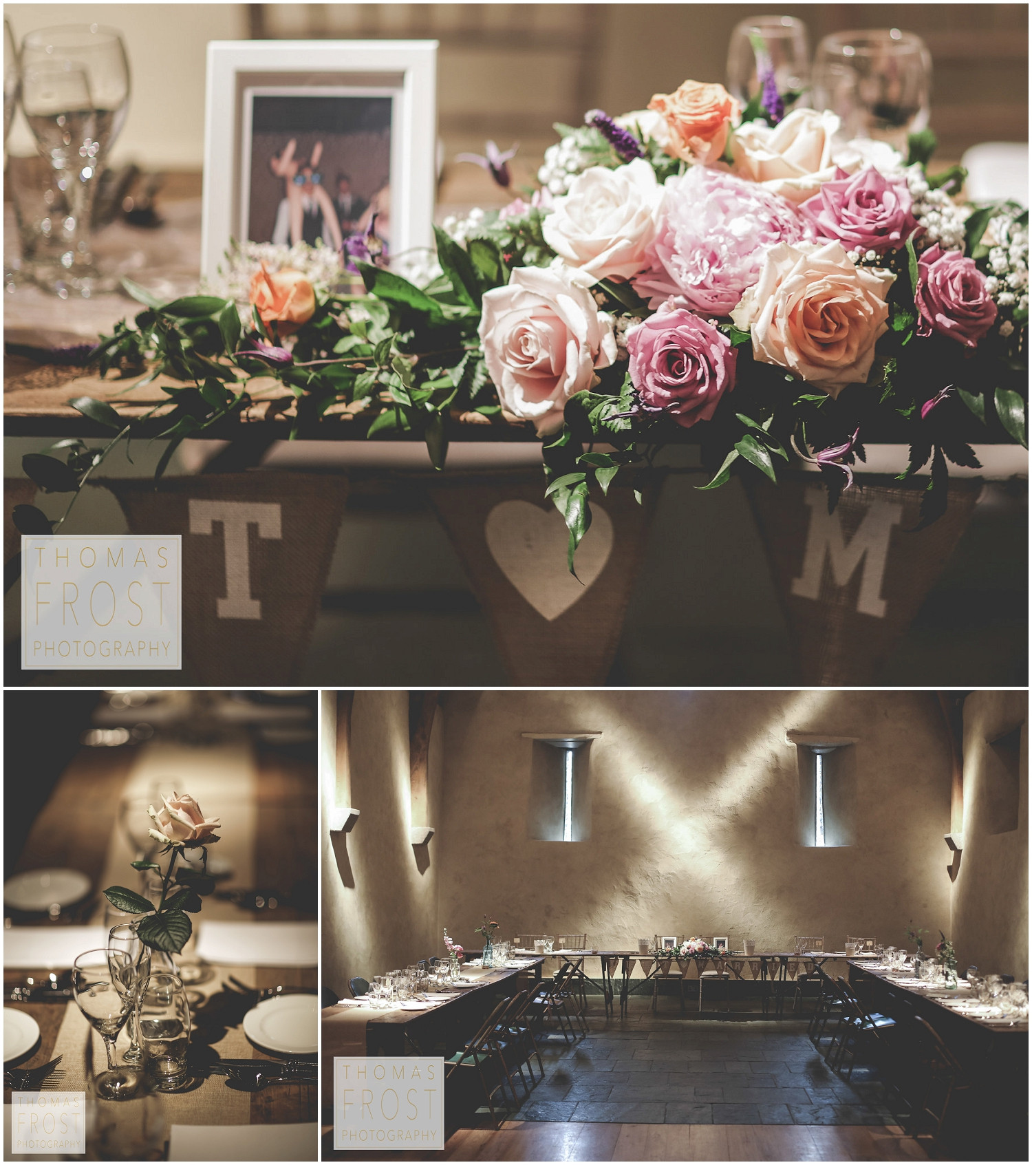 The wedding of Toni & Mike photography by Tom Frost barn weddings Devon