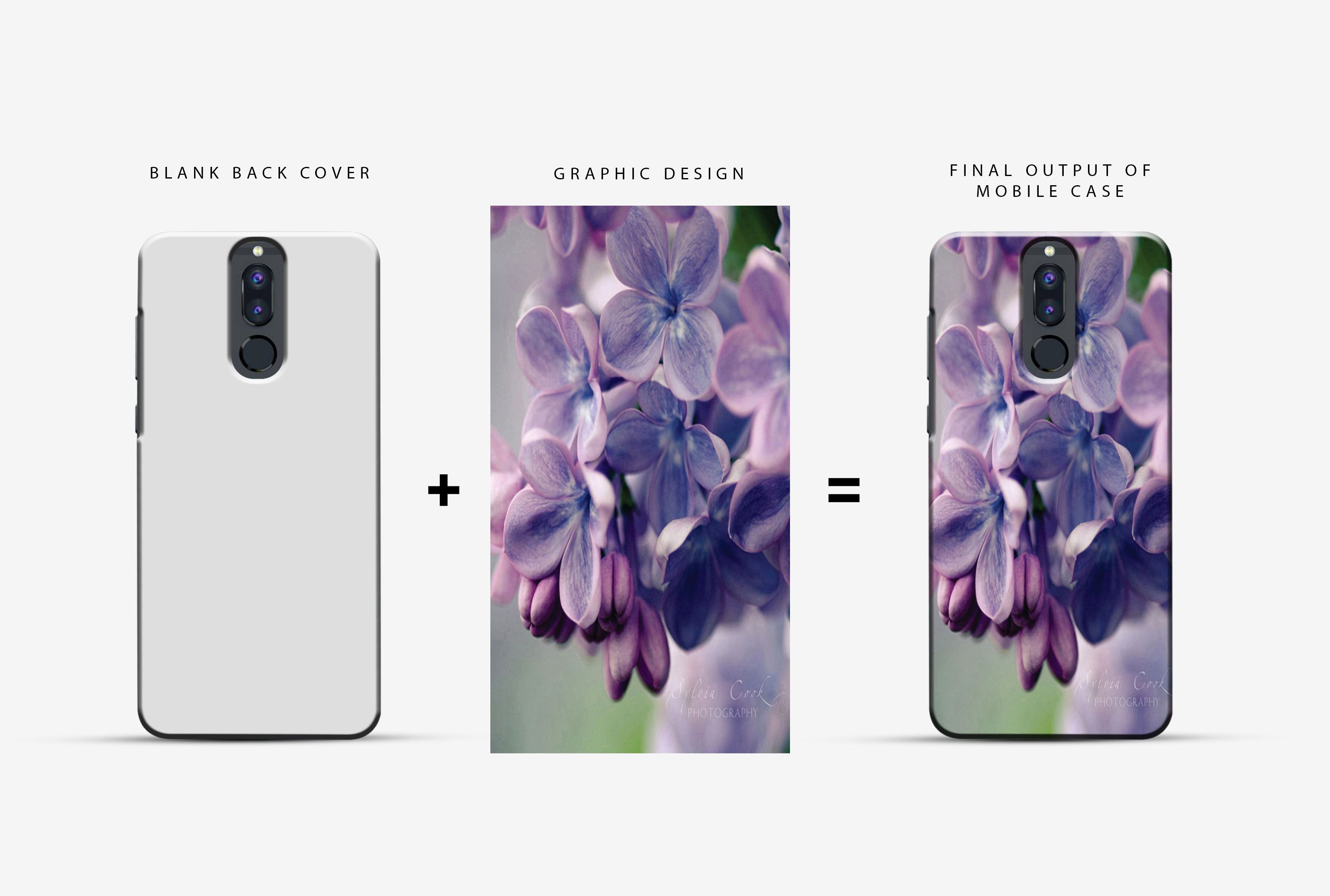 Huawei Honor 9i 3D Back Covers By Printland
