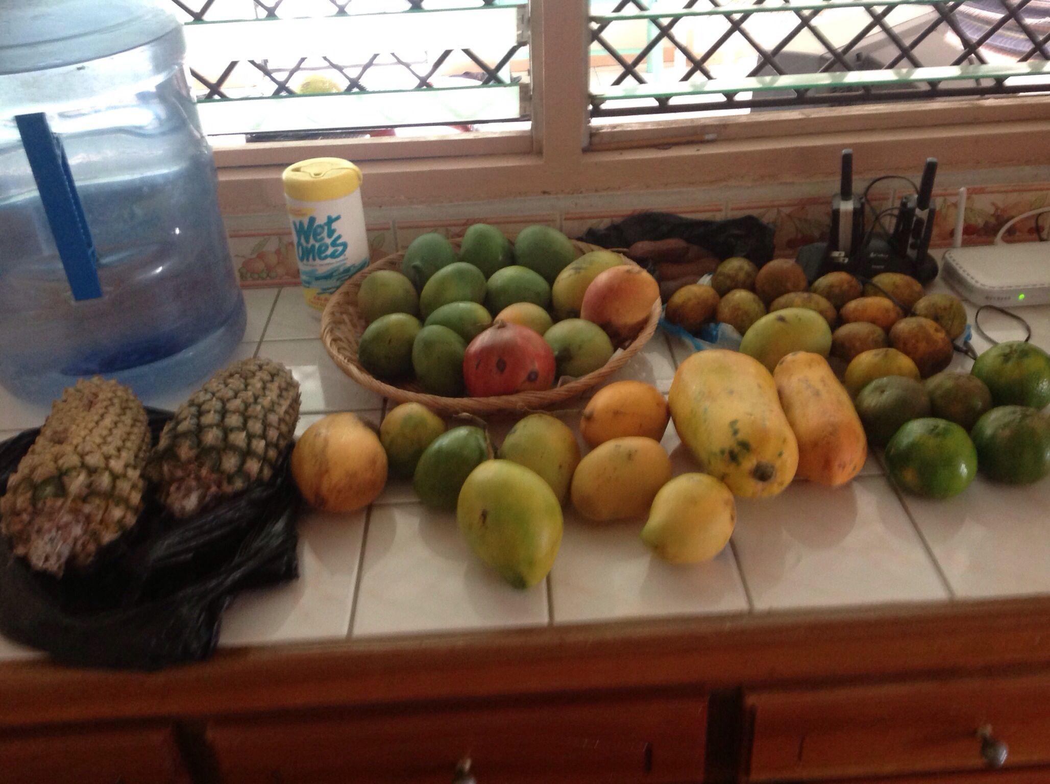 Fruits from Guyana