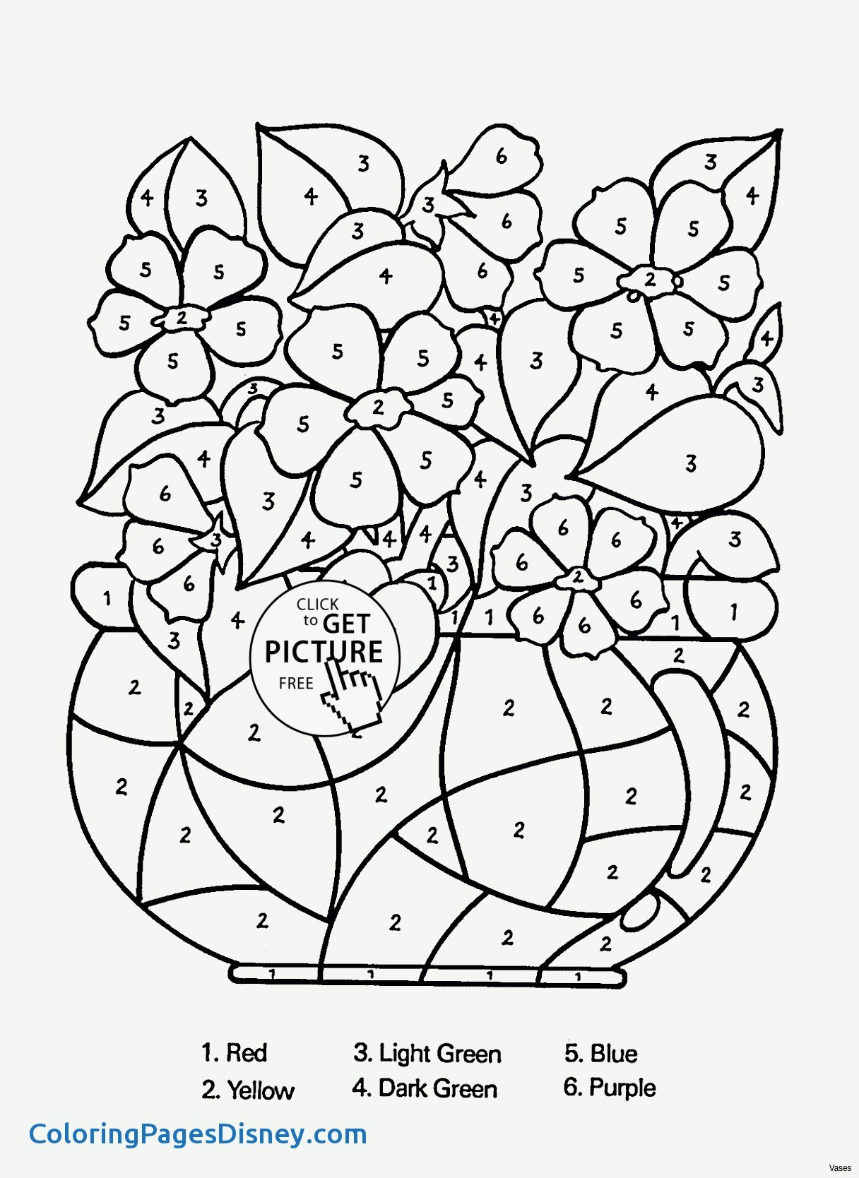 flower free coloring sheet free colouring pages luxury cool vases flower vase coloring page pages flowers in a top i