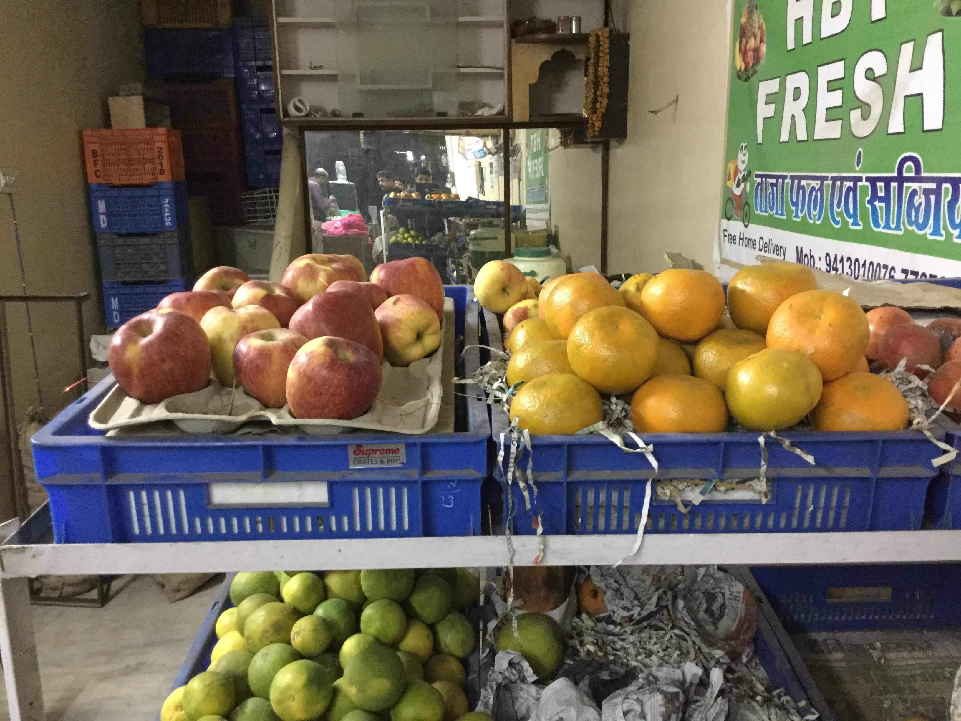 Fresh Fruit Delivery Near Me Beautiful Hbt Fresh Mansarovar Ve Able Home Delivery Services In Jaipur