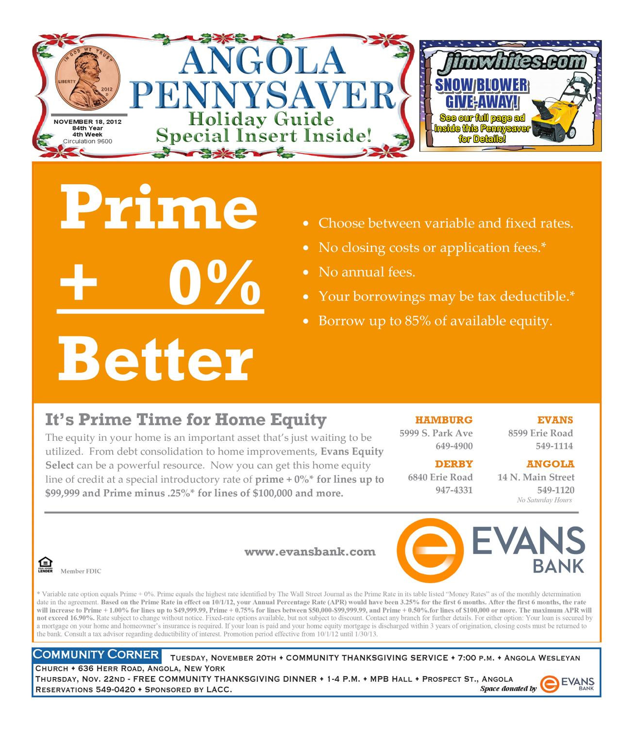 From You Flowers Coupon Code Free Delivery Inspirational 11 18 12 Angola Pennysaver by Angola Pennysaver issuu