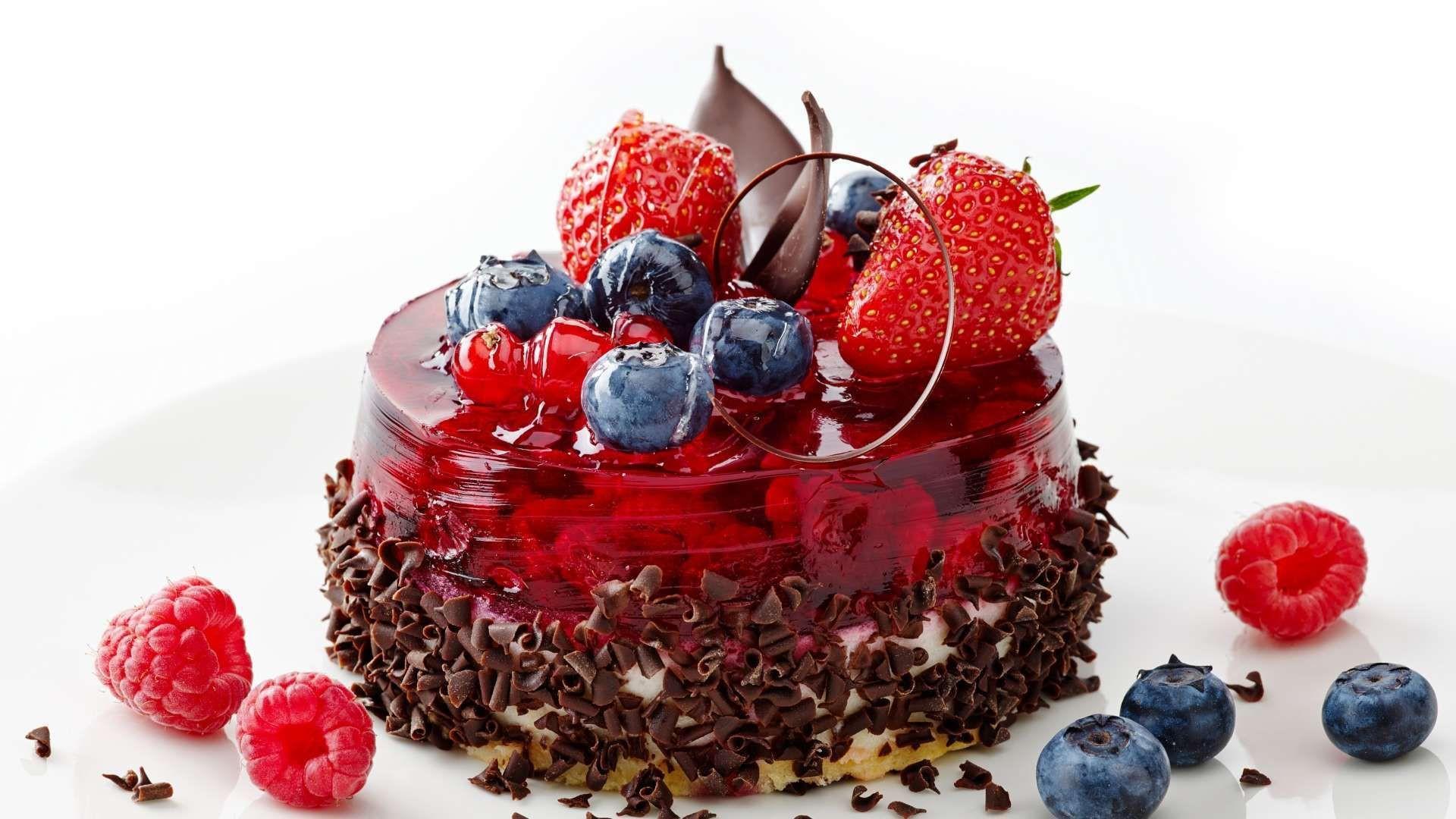 Kiwi Strawberry Chocolate HD desktop wallpaper High Definition