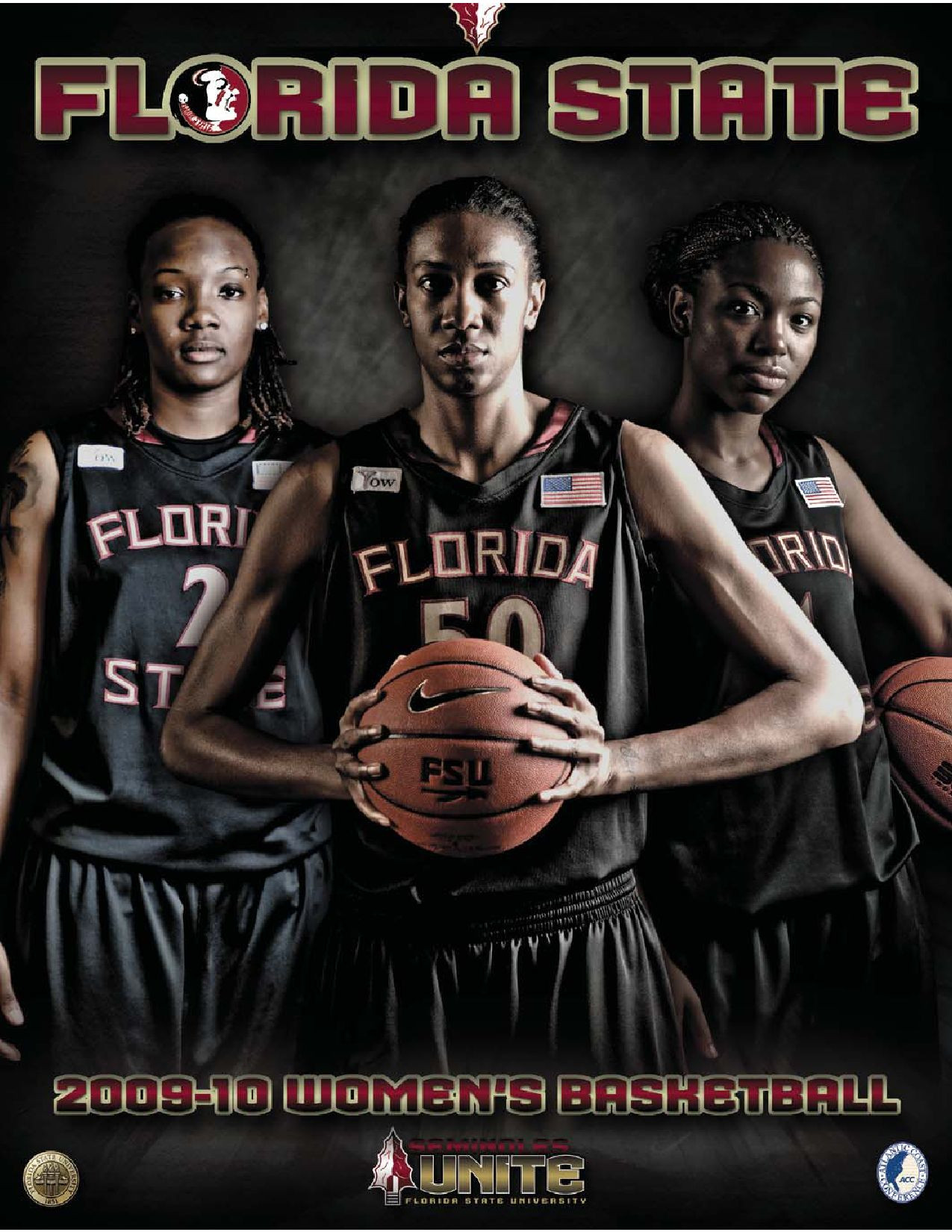 Florida State Women s Basketball Media Guide 2009 10 by Florida State Seminoles issuu