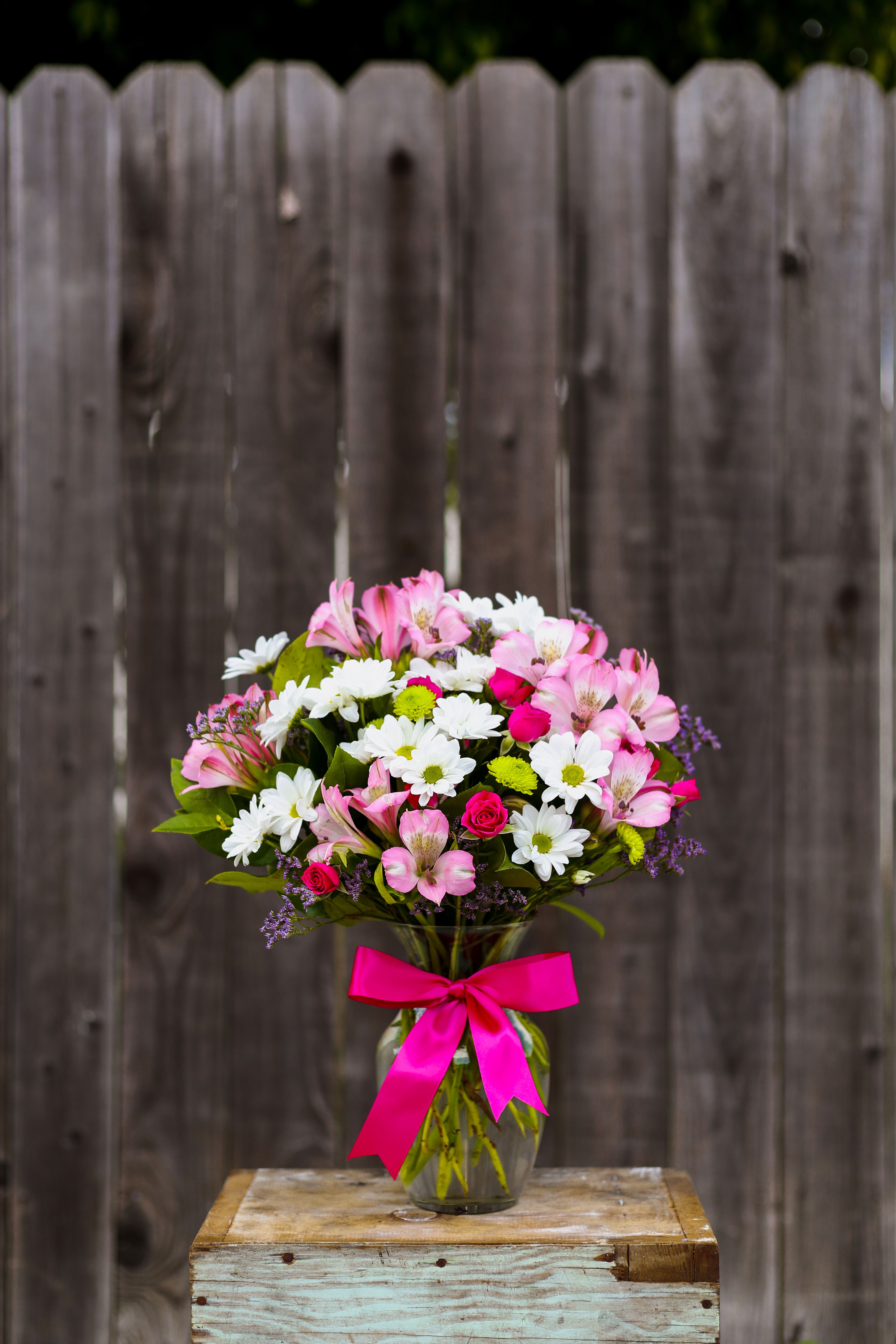 Pretty Please by Teleflora perfect for a birthday celebration or just because