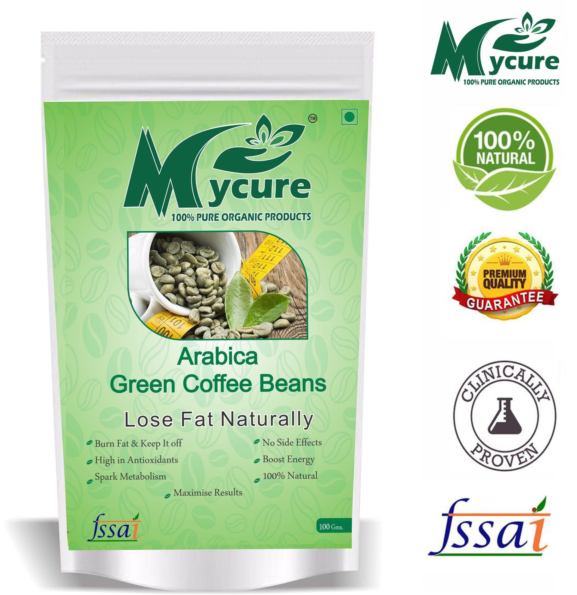 mycure Organic Green Coffee Beans SDL 1 b557d