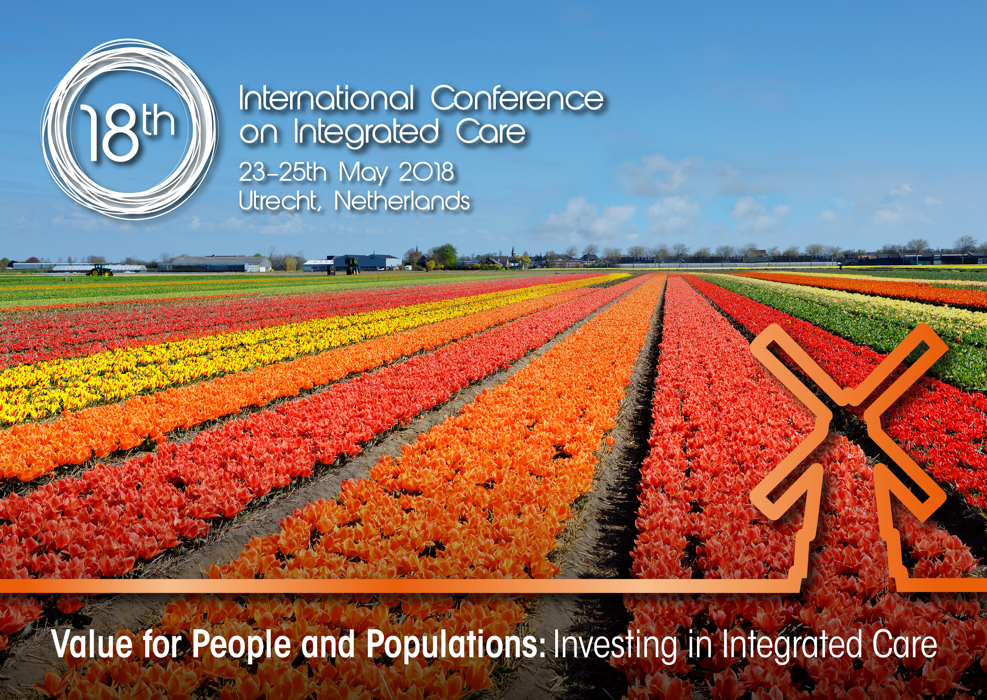 ICIC18 – 18th International Conference on Integrated Care Utrecht IFIC