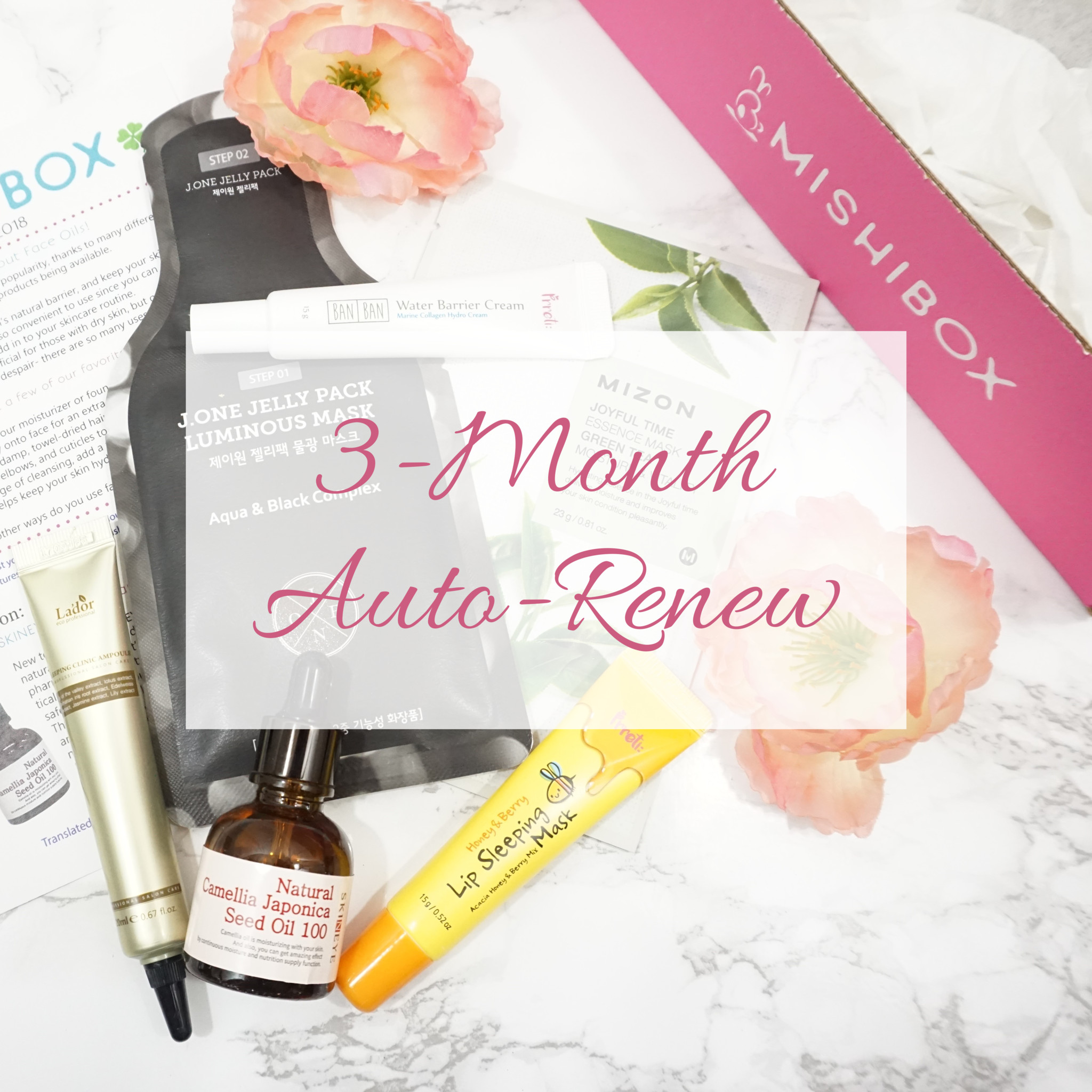 Monthly Flower Delivery Nyc Luxury Mishibox Korean Beauty Shop & K Beauty Subscription Box