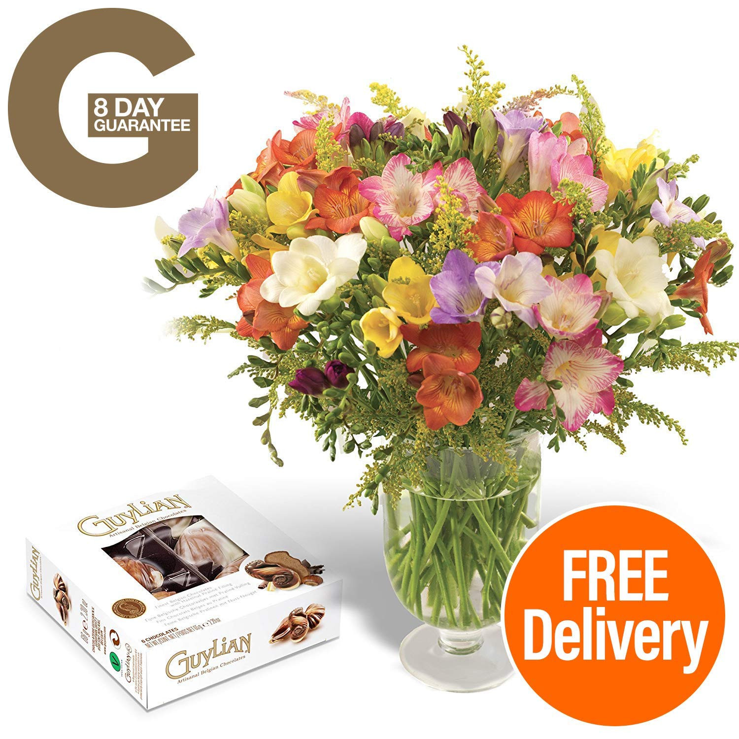 Beautiful Next Day Delivery Flowers And Chocolates