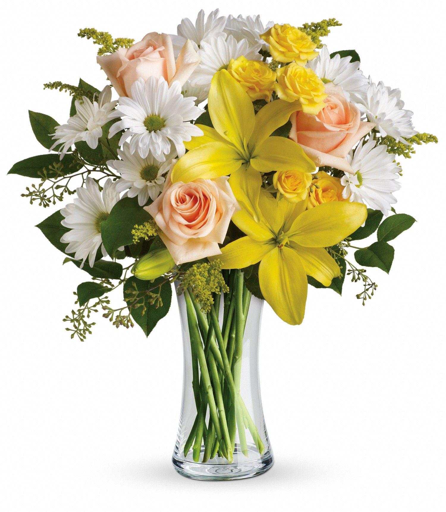 Spring Daisies & Sunbeams Flowerama Columbus Columbus Florist Same Day Flower Delivery