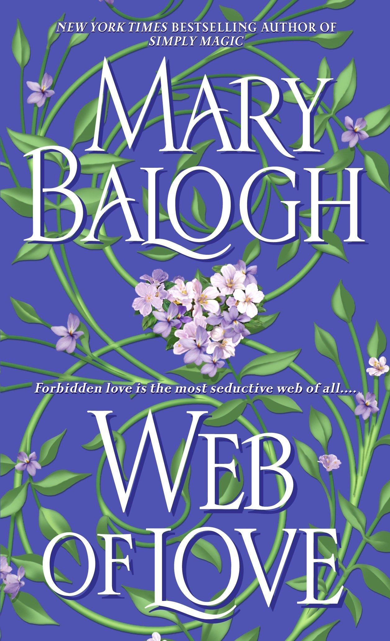 Web of Love The Web Trilogy Mary Balogh Amazon Books