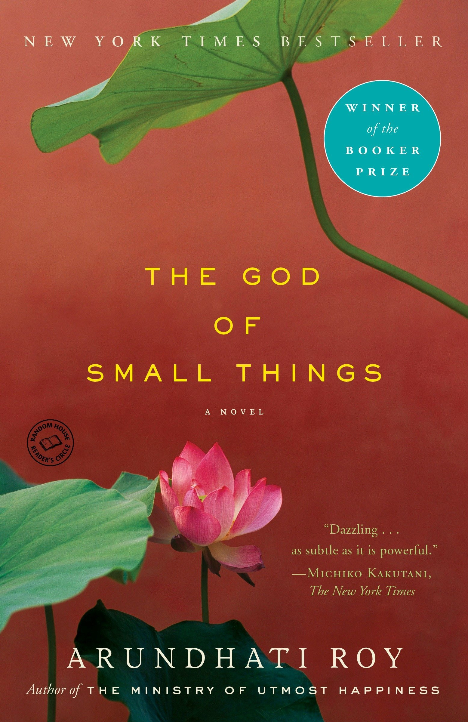 Amazon The God of Small Things A Novel Arundhati Roy Books